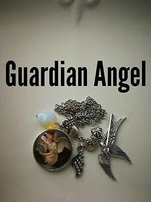 Code 382 Guardian Angel Infused Necklace Doreen Virtue Certified Practitioner