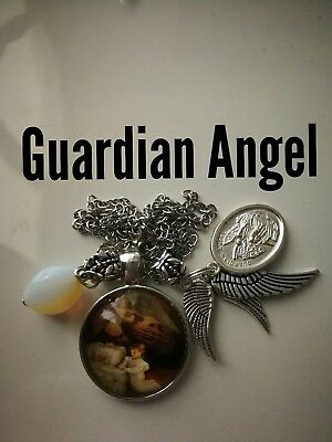 Code 383 Angel Infused Guardian Necklace Doreen Virtue Certified Practitioner