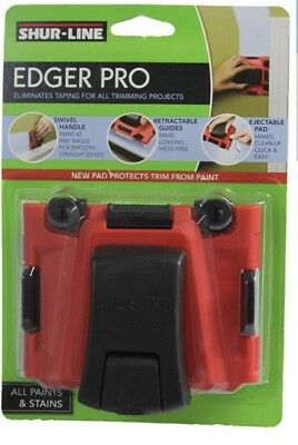 New Shur-Line Paint Edger Pro 2 PACK