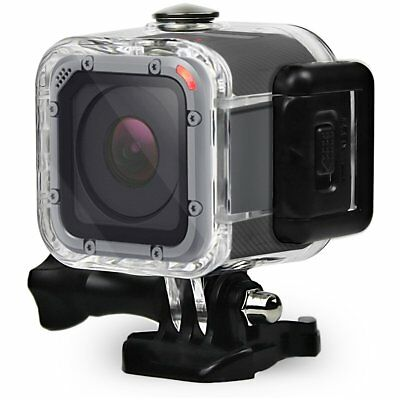 GoPro HERO 4 / 5 Session Underwater Dive Case Cover Waterproof Housing Shell