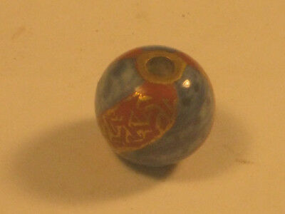 18th or 19th century signed antique Japanese Ojime bead for Netsuke or Inro