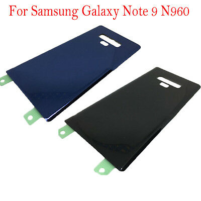 For Samsung Galaxy Note 9 N960 Battery Back Cover Rear Door Glass Housing Case