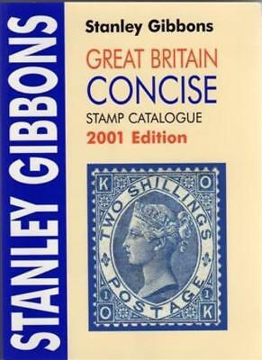 Great Britain Concise Stamp Catalogue By Stanley Gibbons, D.J.  .9780852595060