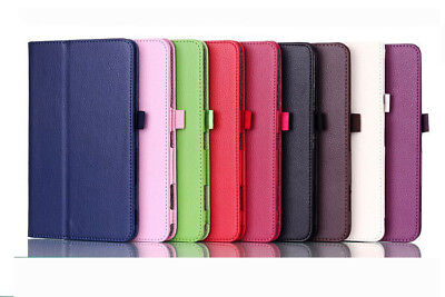 """PU Leather Stand Holder Case Cover For Samsung Galaxy Tab A 10.5""""  T590 T595"""