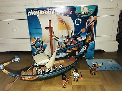 PLAYMOBIL 4241 - Nilschiff des Pharao / Römer - in OVP  - TOP - Boot