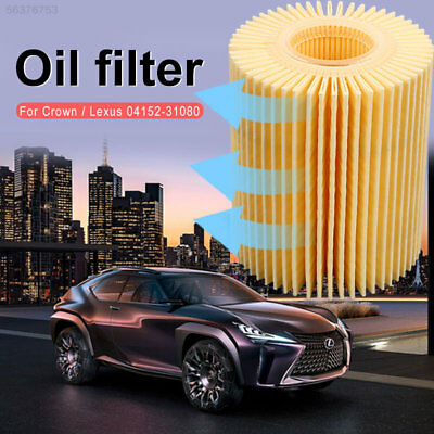 BBBF 04152-31080 Oil Filter Auto Oil Filter Lubricating Smooth Car Oil Filter