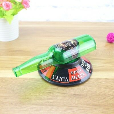 Fun Spinner Spin The Shot Roulette Bottle Alcohol Drinking Game Party Gift