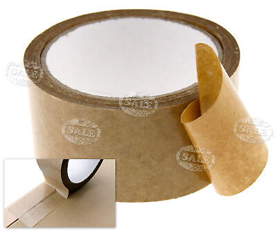 DIY 50mm x 50m Papier Picture Frame Tape Sicherungsband Sicherungsband