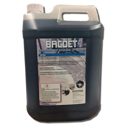 Bacdet – Bactericidal High Foaming Washing Up Liquid
