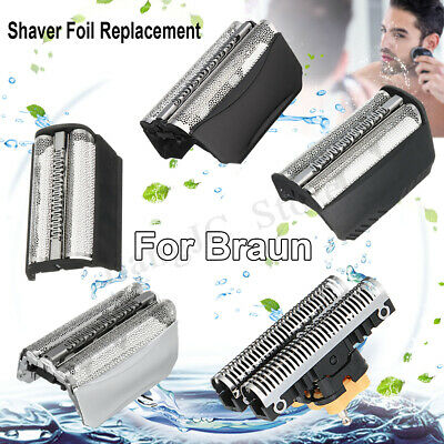 Shaver Foil Replacement / Cutter Blades For Braun 3&5 Series 30B 31B 51B 51S
