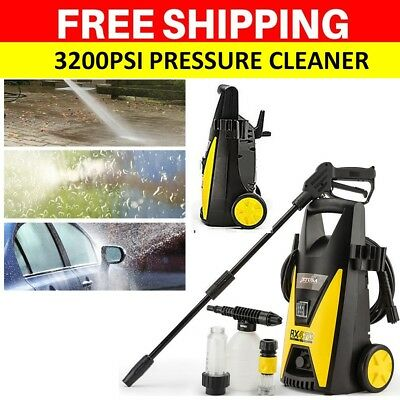 NEW High Pressure Cleaner Car Washer 3200PSI Electric Water Blaster Hose Pump