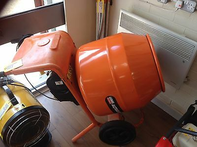 Belle 150 Cement Mixers Refurbished (price includes vat)