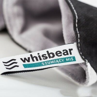 Whisbear Swaddle Wrap Newborn Infant Snuggly Warm Soft Blanket