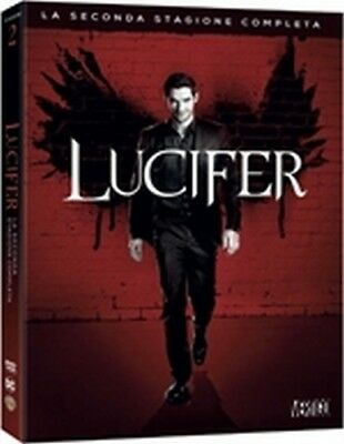 Lucifer - Stagione 2 (3 DVD) - ITALIANO ORIGINALE SIGILLATO -