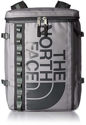 ee34c32ea8 NEW The North Face Backpack BC FUSE BOX NM81630 Zinc gray / duck green Japan