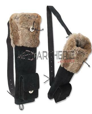 Carquois dorsal Buck Trail Husk ambidextre