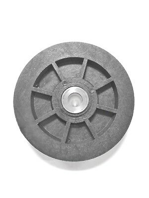 """Lifetime Pulley 2.5"""" Diameter Sheave with 5/16"""" ID Stainless Steel Bushing"""