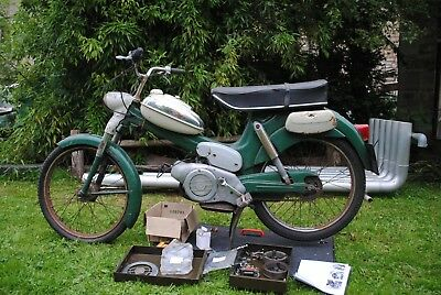 Puch MS50 D moped MS50D for restoration/repair