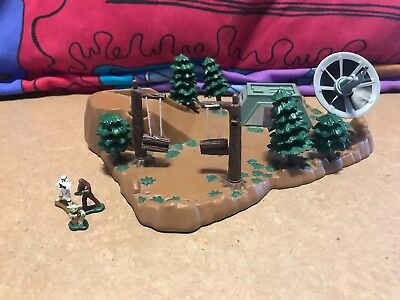 Star Wars Micro Machines Endor Toys Figures Galoob Playset 1994 A New Hope YODA