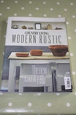 RARE Modern Rustic Country Living Magazine, Issue 1