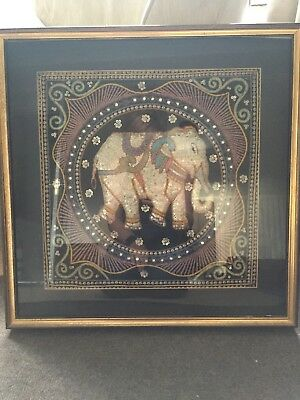 Ornate Elephant Picture