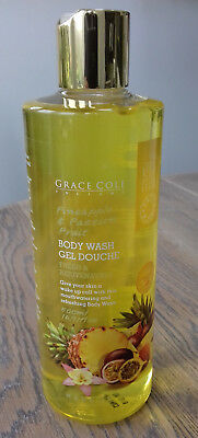 Grace cole pineapple and passion fruit 500 ml Body wash gel.