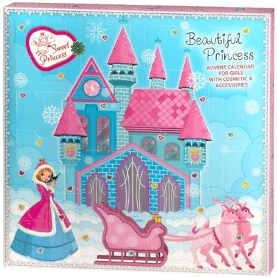 Sweet Princess Kinder Adventskalender Kids Advent Calendar Girls Total Süss