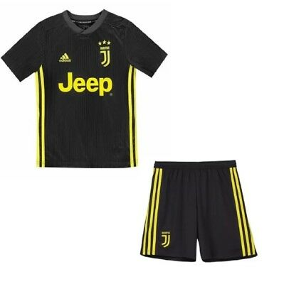 football kids kit juventus black 2018-2019 brand new with tags fast delivery