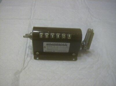 Durant 6-D-1-1-R Counter Module counting unit
