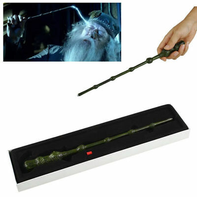 Albus Dumbledore Kids Cosplay Magic Wand Toy With LED Light Harry Potter Movie