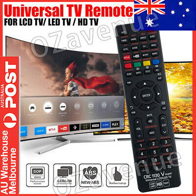 Universal LCD/LED TV Remote Control For Sony/Samsung/Panasonic/LG/TCL/Soniq