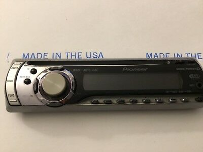 PIONEER DEH-X6600BT FACEPLATE ONLY GENUINE