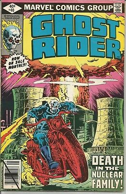 GHOST RIDER - No. 40 (January 1980)