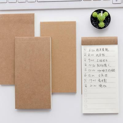 Vintage Notebook Leather Cover Loose Journal Travel Notepad Personalized