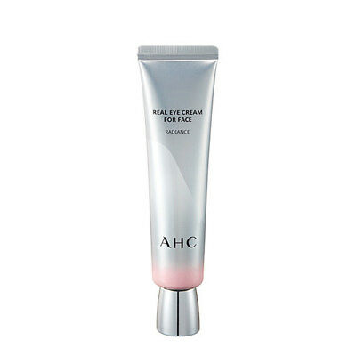 AHC Real Eye Cream For Face Radiance 30ml Brightening Wrinkle Anti-aging White