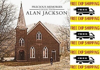 Precious Memories Collection by Alan Jackson {Pop} {Country} {Audio CD} NEW