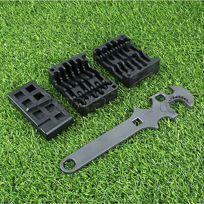 Hunting 3 In 1 Tactical Armorer's Rifle Combo Wrench And Lower &Upper Vise Block