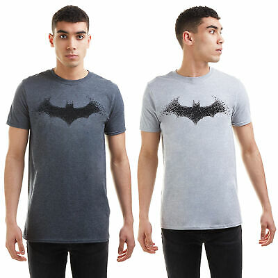 DC Comics - Batman - Bat Logo - Men's T-Shirt - Official Licensed - S-XXL