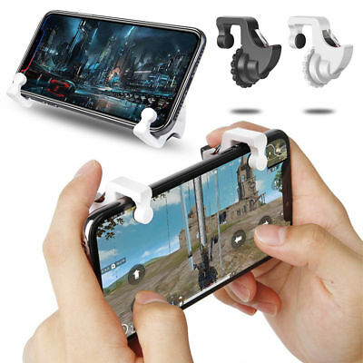 2 x Gaming Trigger Phone Game PUBG Mobile Controller Gamepad for Android iPhone