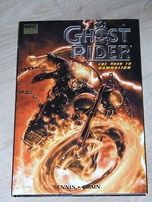 Ghost Rider - The Road to Damnation HC (2006 Marvel)