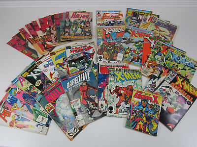 Marvel Comics Sammlung Konvolut / X-Men / Atlantis Attacks / Avengers / 36 Stk.