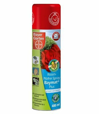 Rosen-Pilzfrei Spray Baymat® Plus; 400 ml