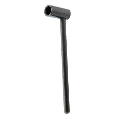 Truss Rod Hex Box Wrench Guitar Truss Rod Wrench for Electric Guitar Black
