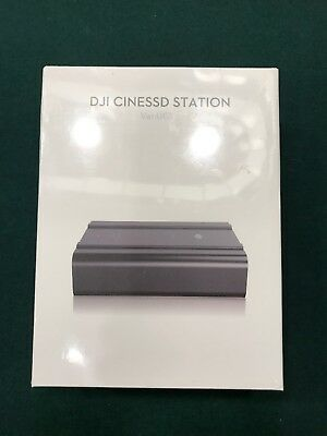 DJI CineSSD Station for Inspire 2 Unopened