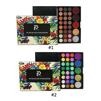 29 Colors Eyeshadow Palette Beauty Makeup Shimmer Matte Gift Eye Shadow Cosmetic