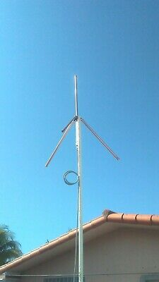Vertical Ground Plane Antenna For The 2 Meter Band