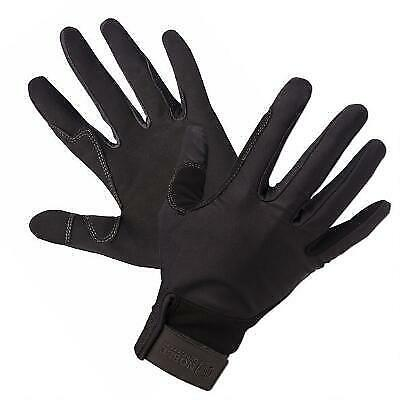 Perfect Fit Gloves- Cool Mesh Black - by Noble Outfitters