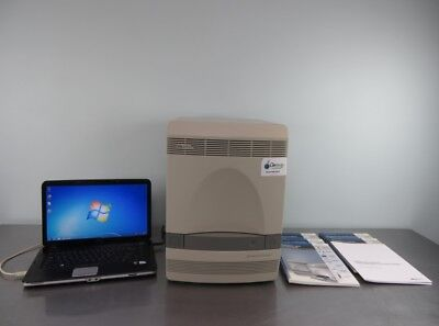 Applied Biosystems 7500 Real-Time PCR system with Warranty SEE VIDEO