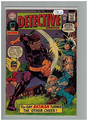 Detective Comics (1937) #  370 (5.0-VG/FN) 1st Neil Adams Batman (287227)