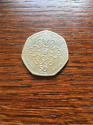 Very Rare Special Edition - 2010 - Girl Guiding - Girl Guides - 50p